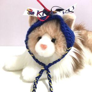 University Of Kansas JAYHAWKS Cat Hat